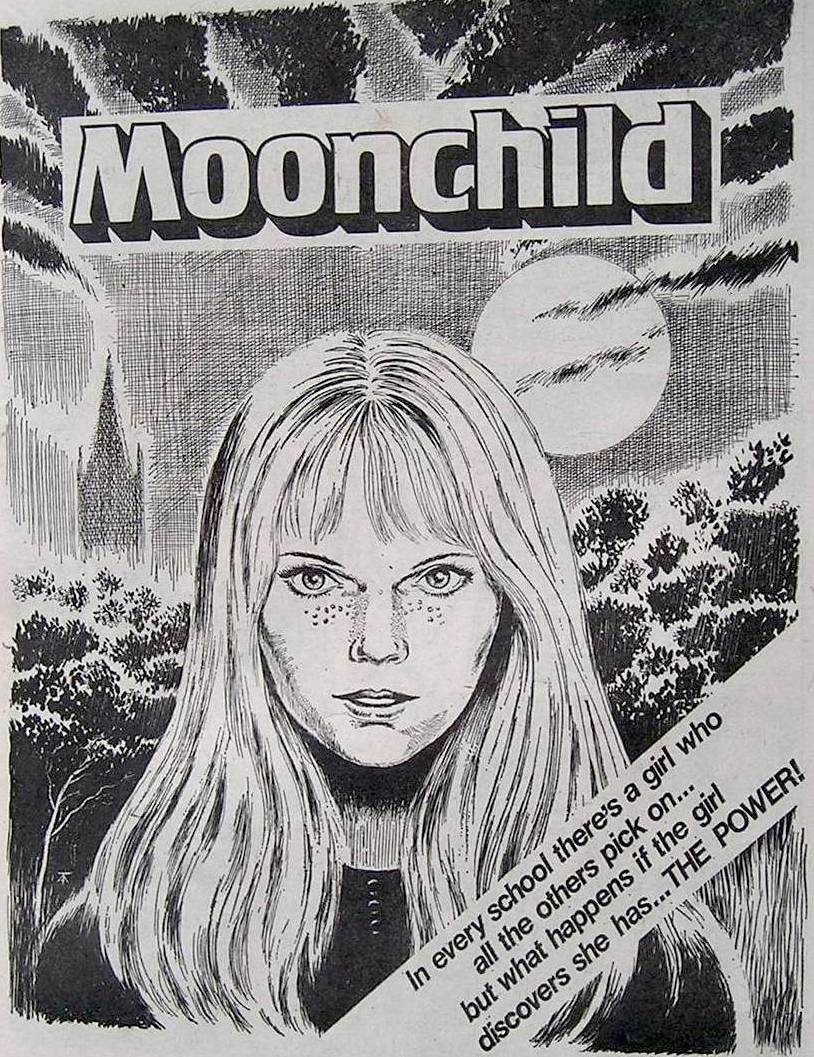 Moonchild: Misty's No.1 story