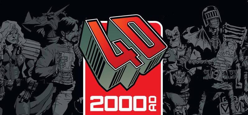 READ EM AND WEEP BOOK LAUNCH AT 2000AD'S 40TH