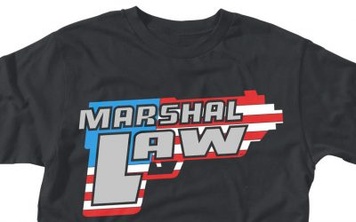 MARSHAL LAW: WEAR THE T-SHIRT, PLAY WITH THE TOY