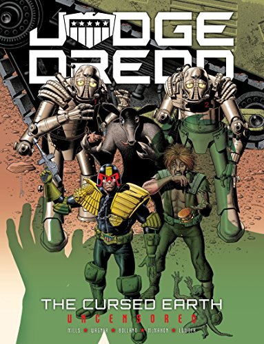 2000AD cursed earth