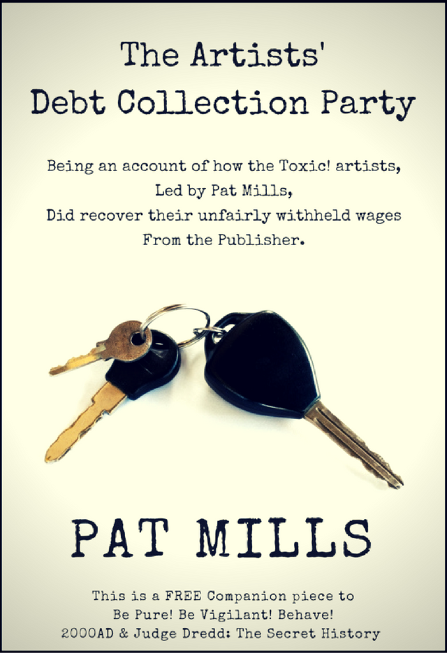Millsverse The World Of Pat Mills