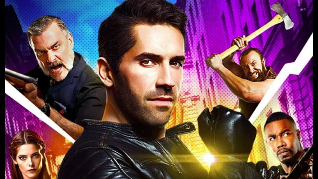 Accident Man movie Scott Adkins