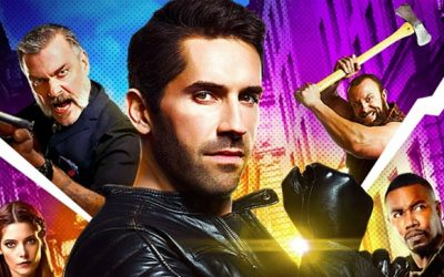 Review: Accident Man the movie