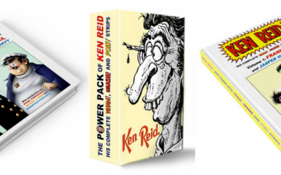 Wham! Smash! and Pow! The Complete Ken Reid