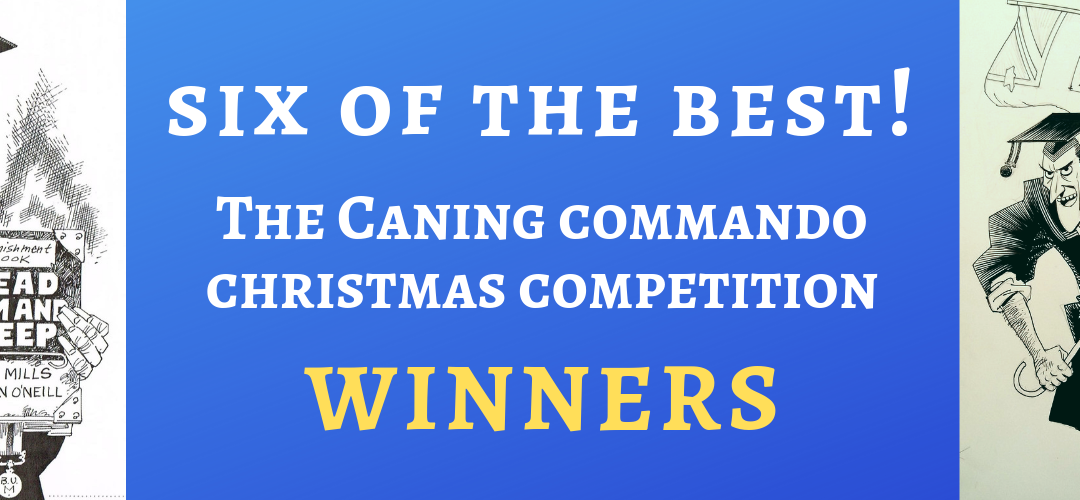 SIX OF THE BEST – THE WINNER!