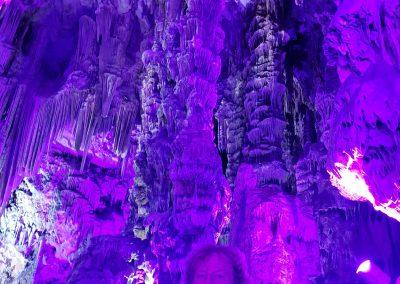 Pat Mills stalagto stalagmite st michaels cave nemesis