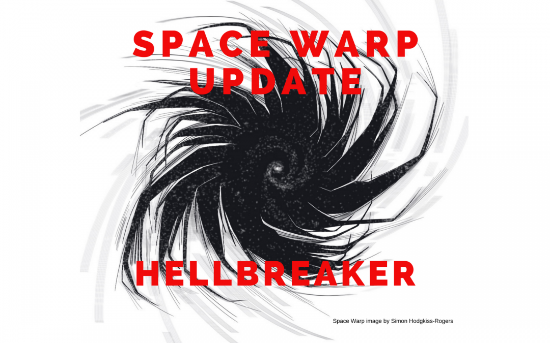 SPACE WARP UPDATE: HELLBREAKER