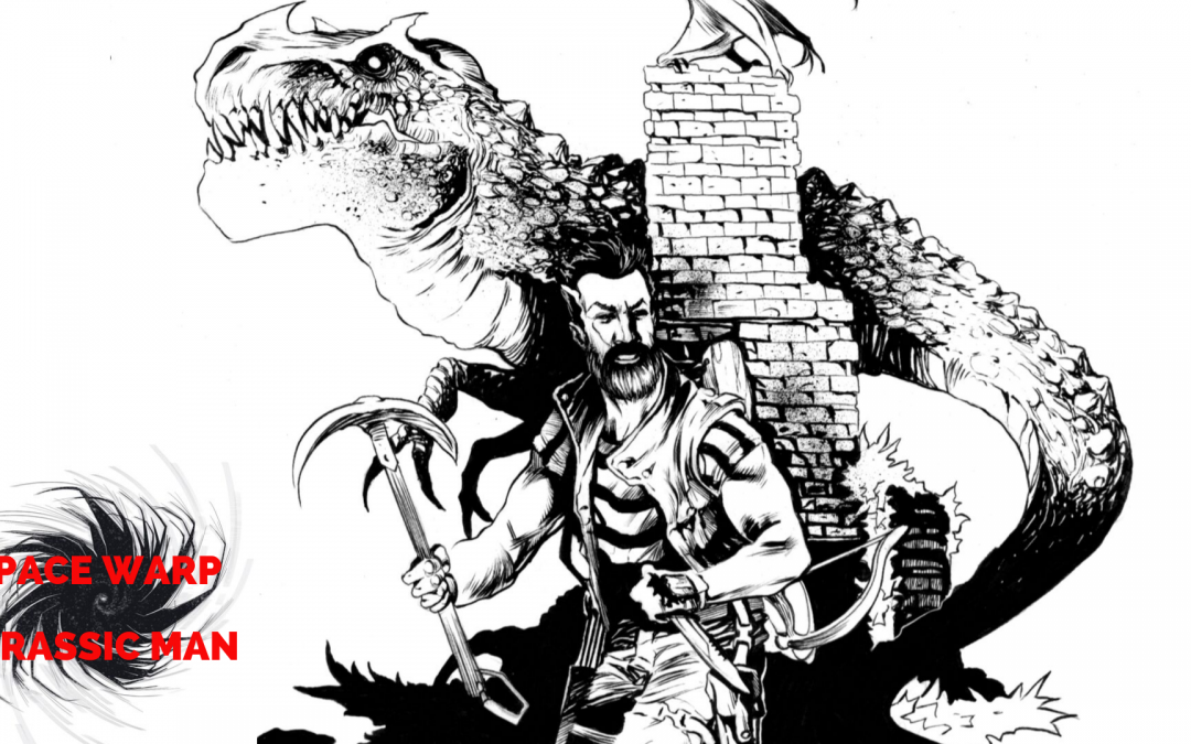 INTRODUCING BRUNO STAHL: JURASSIC MAN ARTIST