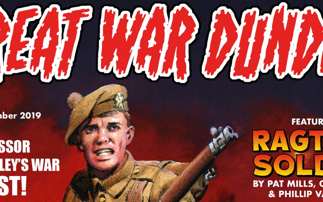 GREAT WAR DUNDEE: COMIC LAUNCH